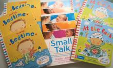 Small Talk speech development books