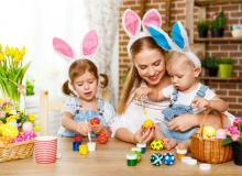 egg-cellent easter fun, easter crafts