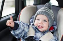 car safety, in-car safety, car seats for children, car seats for toddlers