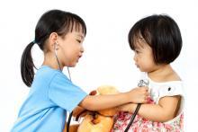 nursery nasties, child infections, minor illnesses, toddler