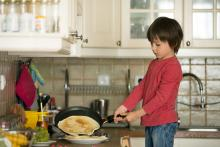 pancake day, fun with pancakes, pancake activities with toddlers