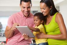 safe screen time, small screens little people, tablets for toddlers, children and screens, children and electronic devices