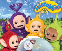 Teletubbies DVD competition
