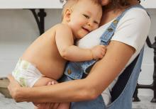 When to seek medical help for your child - mother and baby